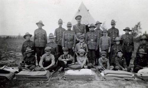 1920 30 Army Cadet League