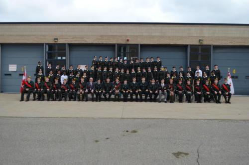 Corps 2011-2012