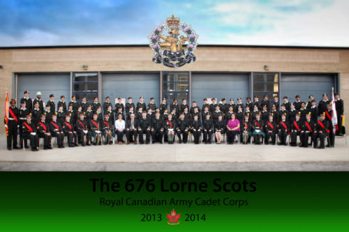 Corps 2013-2014