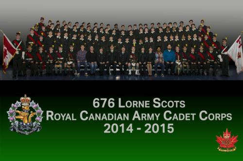 Corps 2014-2015